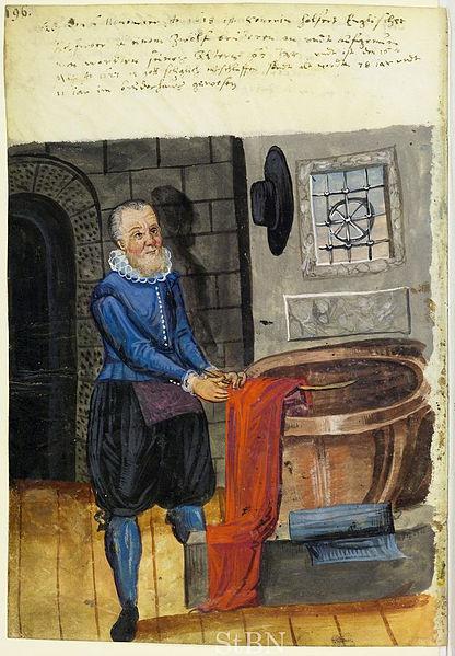 El Oficio de Tintorero: El Relevo _Landauer