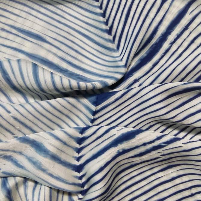 Arashi Shibori_Curso de capacitación en Tintes Naturales_The Dyer's House