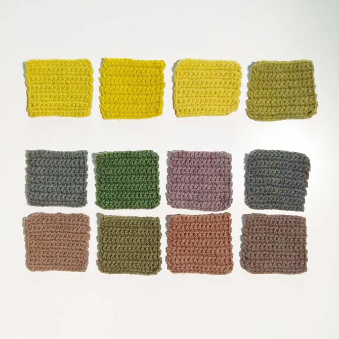 Fibras proteicas_Maqui_Curso de capacitación en Tintes Naturales en The Dyer's House