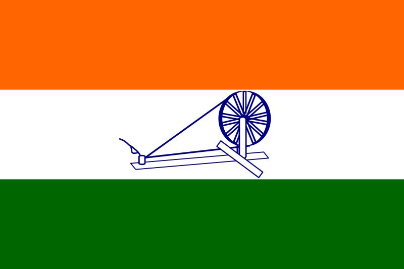 Bandera de la India_Wikipedia
