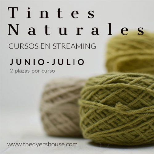 Cursos en streaming en The Dyer's House
