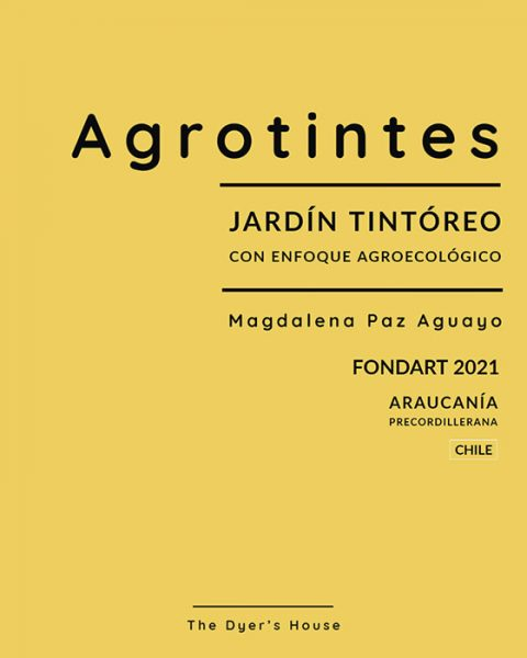 Agrotintes-Proyecto FONDART 2021