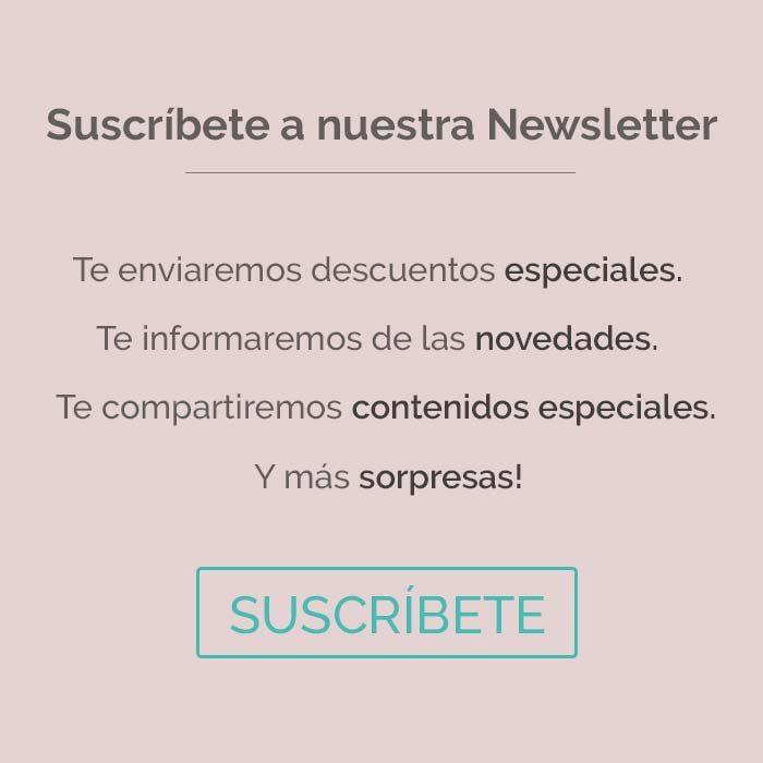 Suscríbete a la Newsletter